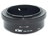 JJC adaptér z Canon FD na Sony E