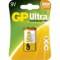 GP baterie 9V Ultra High Performance