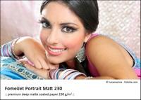 FomeiJet Portrait Matt 230 A4/5 testovací balení