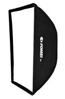 Fomei Eko Softbox 60x85cm stříbrný + adaptér bazar