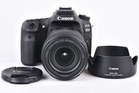 Canon EOS 80D + 18-135 mm IS USM bazar