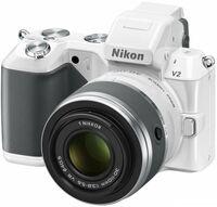 Nikon 1 V2 + 10-30 mm VR bílý bazar