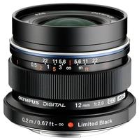 Olympus M.ZUIKO ED 12mm f/2,0 EW-M1220
