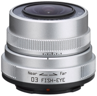 Pentax 3,2mm f/5,6 Fish Eye pro Q bajonet