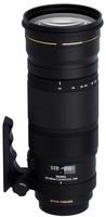 Sigma 120-300mm F 2,8 EX DG OS HSM pro Canon