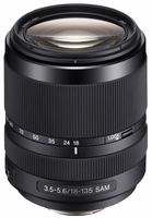 Sony DT 18-135mm f/3,5-5,6 SAM