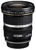 Canon EF-S 10-22 mm f/3,5-4,5 USM a EF-S 17-85 mm f/4-5,6 IS USM