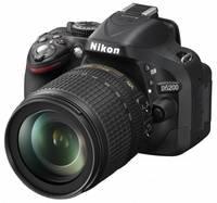 Nikon D5200 + 18-105 mm VR