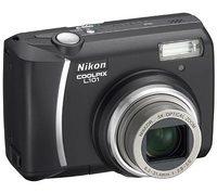 Nikon Coolpix L101 + nabíječka s akumulátory
