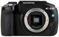 Olympus E-system E-330 tělo