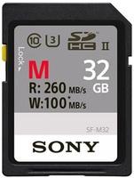 Sony SDHC SF-M 32GB Class 10 UHS-II - Zánovní!