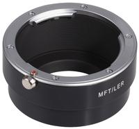 Novoflex adaptér z Leica R na Micro 4/3
