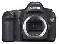Canon EOS 5D + 4GB CFII karta!