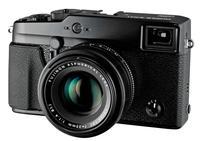 Fujifilm X-Pro1 tělo + 18 mm + 27 mm