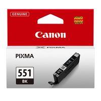 Canon Cartridge CLI-551BK