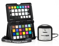 X-Rite i1 ColorChecker Photo Kit (i1Display Studio + ColorChecker Passport Photo 2)