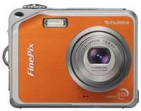 Fuji FinePix V10 oranžový