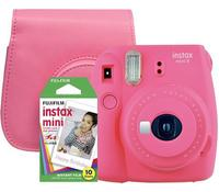 Fujifilm Instax mini 9 růžový film case kit