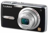 Panasonic DMC-FX07 černý