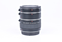 Soligor sada mezikroužků 12 mm/20 mm/36 mm pro Canon bazar