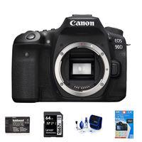 Canon EOS 90D tělo - Foto kit