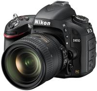 Nikon D610 + 24-120 mm