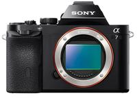 Sony Alpha A7 +  FE 50 mm f/1,8!