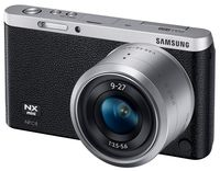 Samsung NX mini + 9-27 mm O.I.S