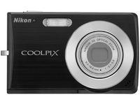 Nikon Coolpix S200 černý