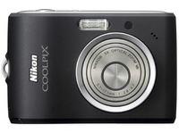 Nikon CoolPix L15 černý + SD 1GB karta!