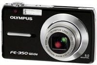 Olympus FE-350 Wide černý
