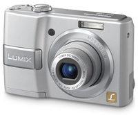 Panasonic Lumix DMC-LS80 stříbrný