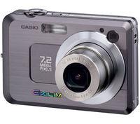 Casio EXILIM - Z750 šedý