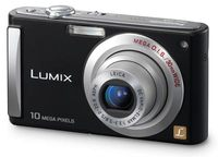 Panasonic Lumix DMC-FS5 černý