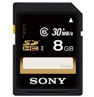 Sony SDHC 8GB Class 10 UHS-1