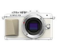 Olympus PEN E-PL7 + blesk FL-LM1 + 45 mm + odrazná deska + kniha