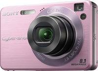 Sony DSC-W130 růžový