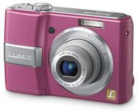 Panasonic Lumix DMC-LS80 růžový