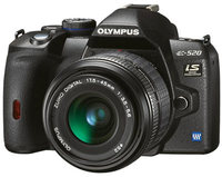 Olympus E-520 Tele Double Zoom kit