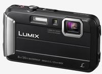 Panasonic Lumix DMC-FT30 černý + 8GB karta + pouzdro 70G!