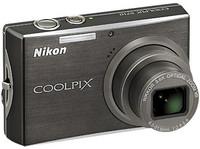 Nikon CoolPix S710 černý