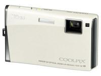 Nikon Coolpix S60 bílý