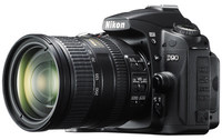 Nikon D90 + 18-200 VR II