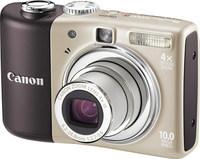 Canon PowerShot A1000 IS hnědý