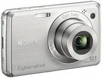 Sony CyberShot DSC-W220 stříbrný