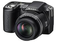 Nikon CoolPix L100 černý