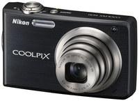 Nikon CoolPix S630 černý