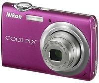 Nikon CoolPix S220 fialový