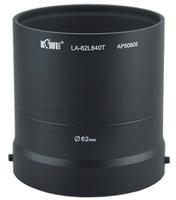 JJC adaptér na filtr LA-62L840T pro L840