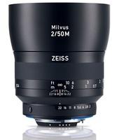 Zeiss Milvus 50mm f/2 M ZF.2 pro Nikon